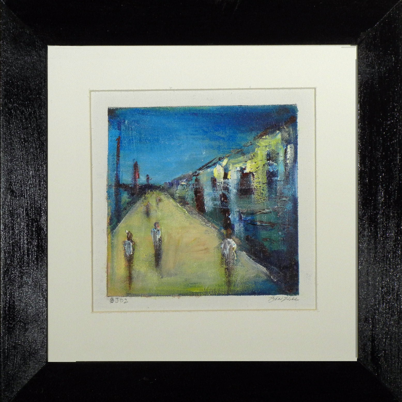 Framed Small Painting BJ02