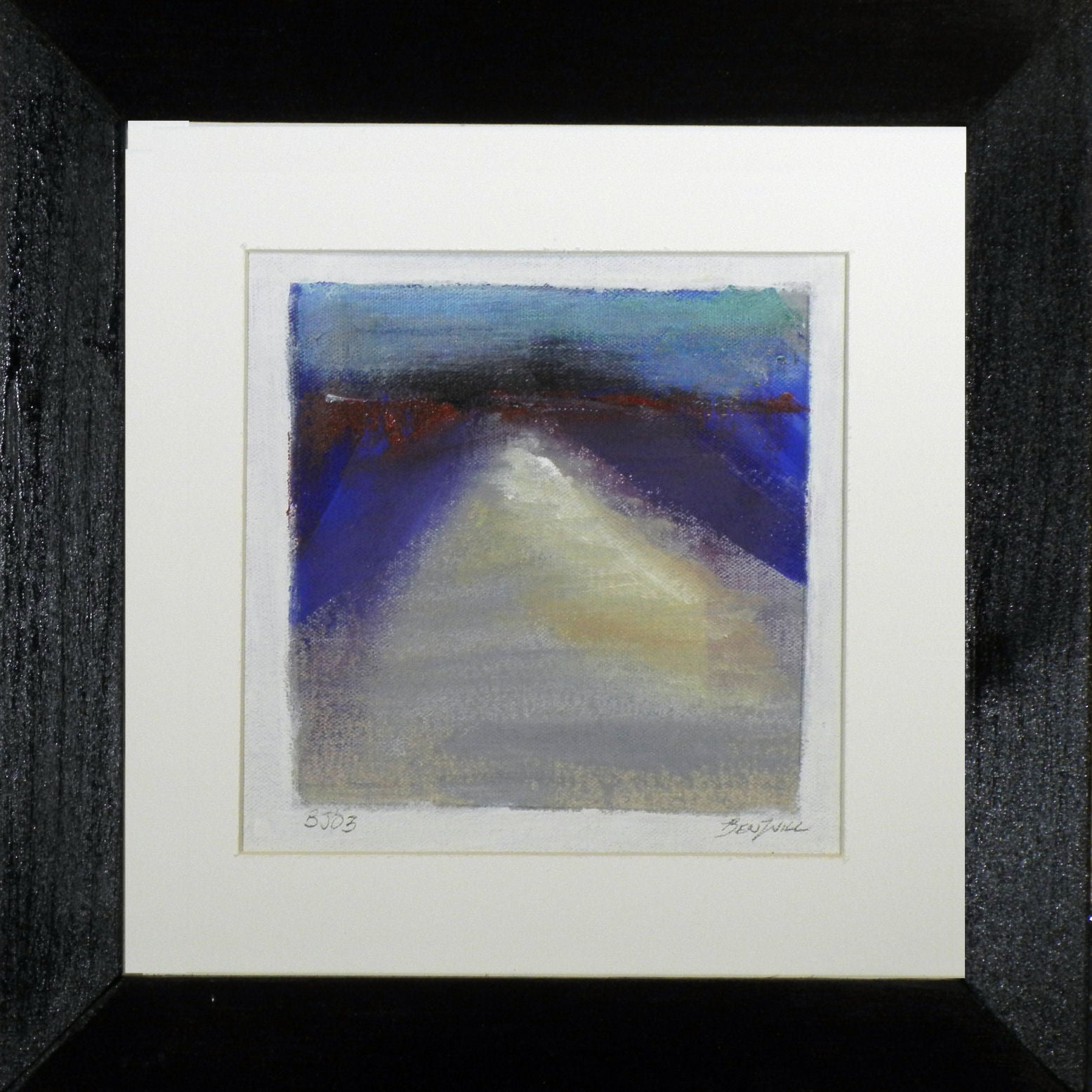 Framed Small Painting BJ03