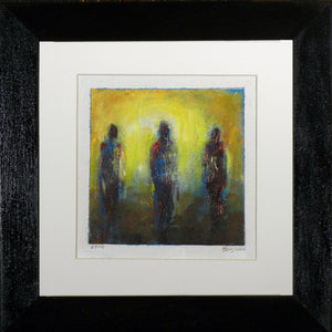 Framed Small Painting BJ04