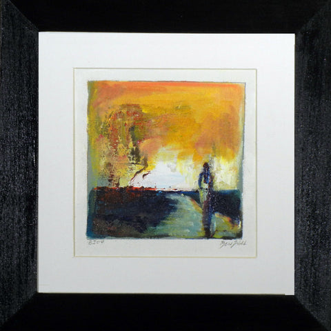 Framed Small Painting BJ07