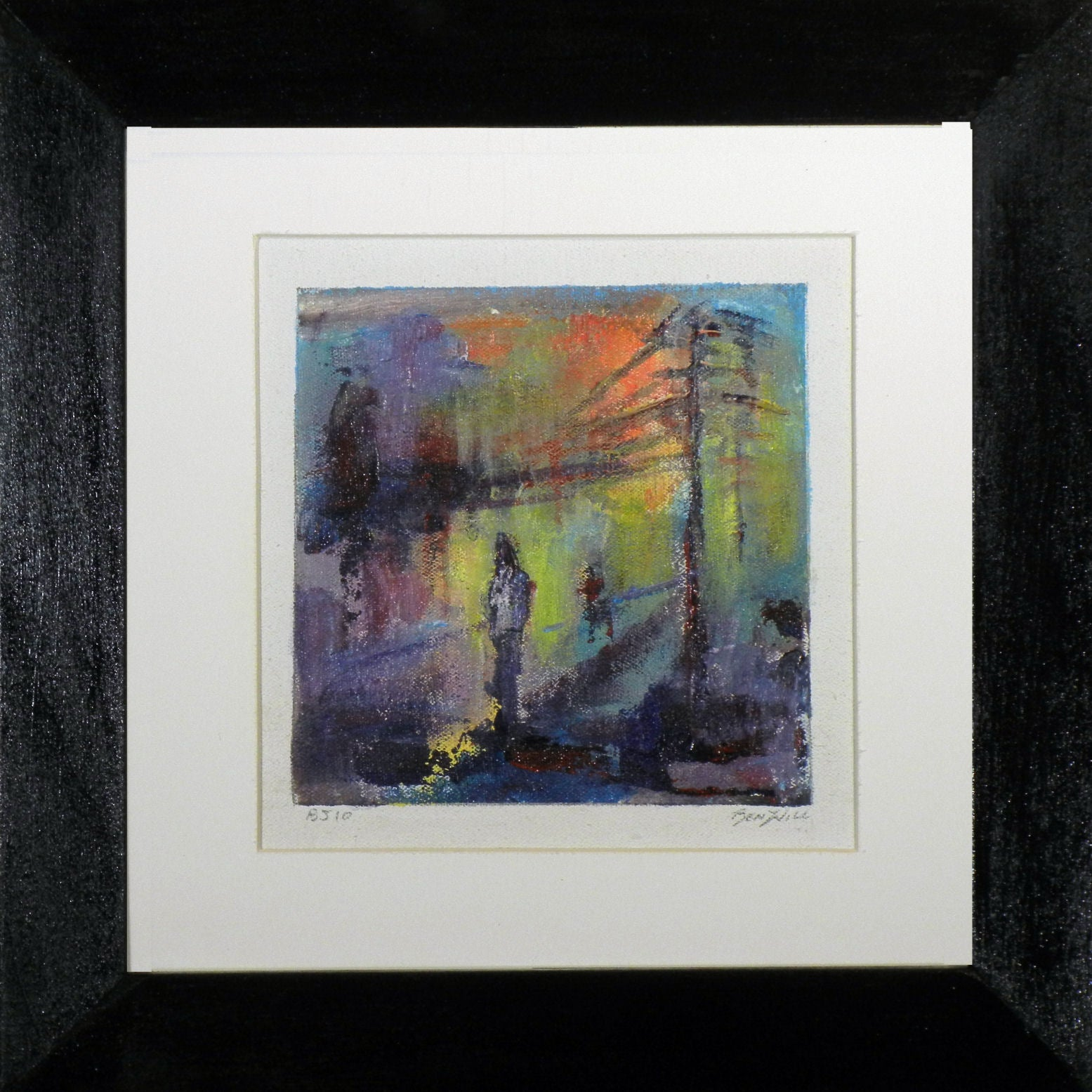 Framed Small Painting BJ10