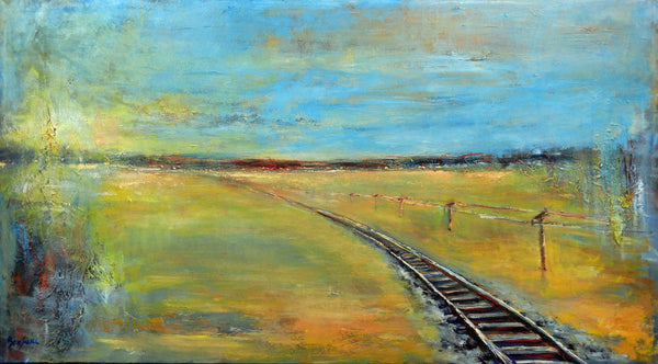 Tracks - New Day 54x30