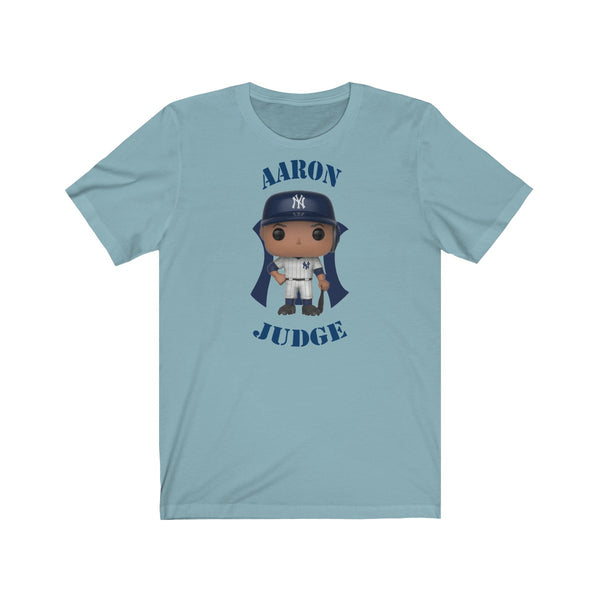 Aaron Judge New York Yankees, Soft Cotton Bella and Canvas Short Sleeve Tee shirt