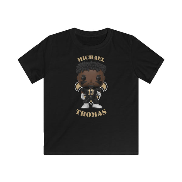 Michael Thomas New Orleans Saints, Kids Gildan Softstyle Tee Shirt