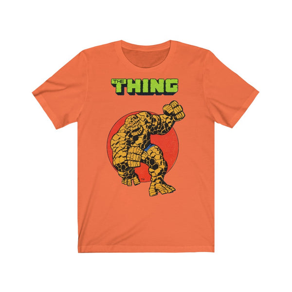 The Thing. Long Lasting Print Soft Cotton Bella and Canvas Short Sleeve Tee shirt