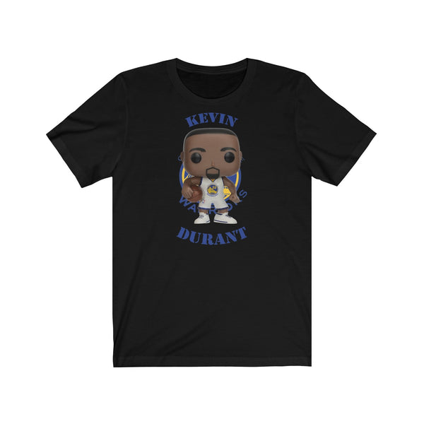 Kevin Durant Golden State Warriors, Soft Cotton Bella and Canvas Short Sleeve Tee shirt
