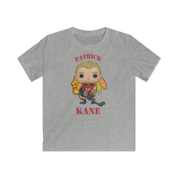 Patrick Kane Chicago Blackhawks, Kids Gildan Softstyle Tee Shirt