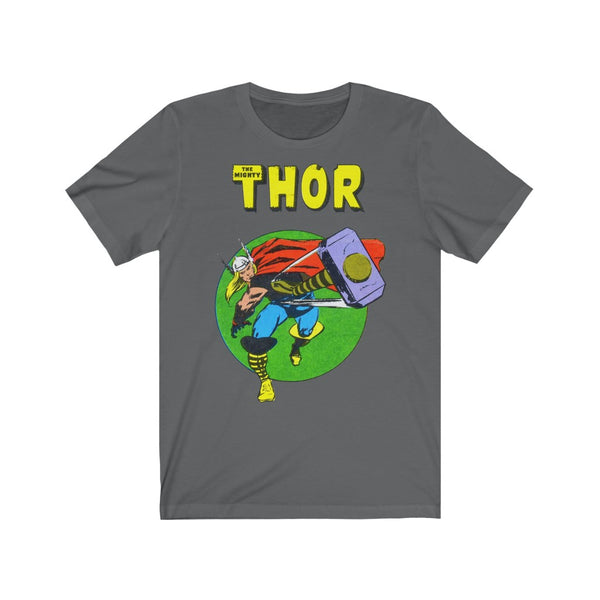 Thor! Long Lasting Print Soft Cotton Bella and Canvas Short Sleeve Tee shirt