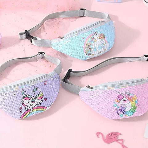 Banane Licorne Sequin | Village Kawaii