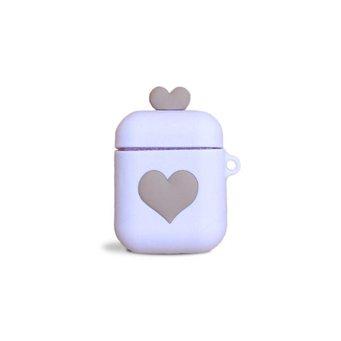 Coque Airpods Coeur | Village Kawaii