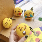 Coque Airpods Kawaii<br> Emoji Bisou