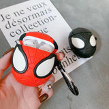 Coque Airpods Kawaii<br> Spider-Man