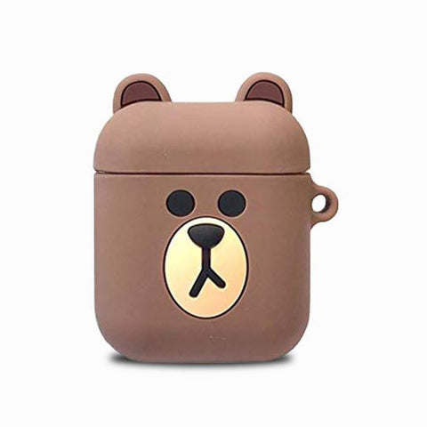 Coque Airpods Ourson | Village Kawaii