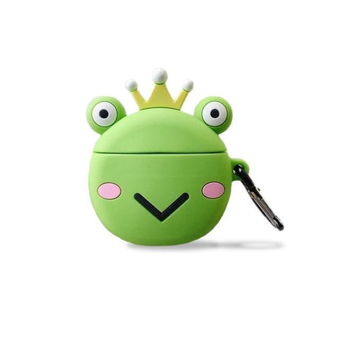 Coque Airpods Prince Grenouille | Village Kawaii