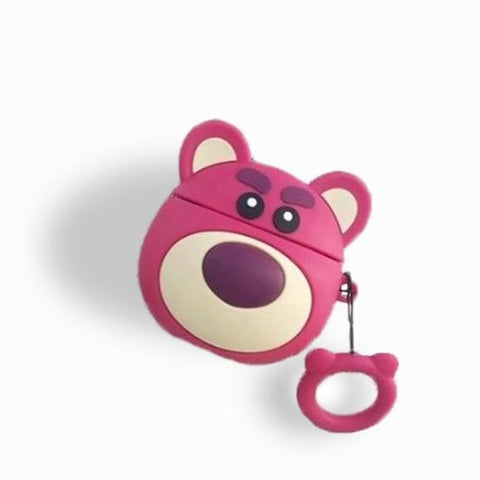 Coque Airpods Rose Lotso | Village Kawaii