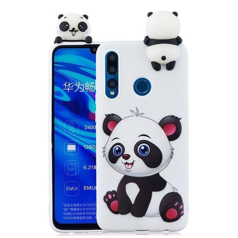 Coque Huawei Kawaii Mini-Panda | Village Kawaii