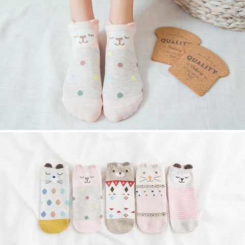 Lots de Chaussettes Kawaii | Village Kawaii