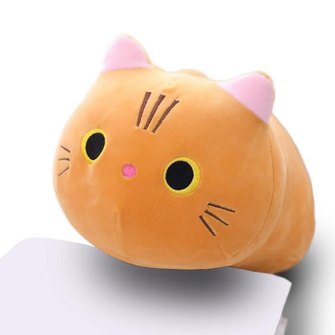 Peluche Chat Gros Yeux | Village Kawaii