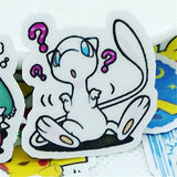 Papeterie Kawaii<br> Stickers Cahier Pokémon