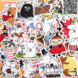Papeterie Kawaii<br> Stickers Moumines