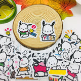 Papeterie Kawaii<br> Stickers Pochacco