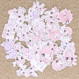 Papeterie Kawaii<br> Stickers Rose
