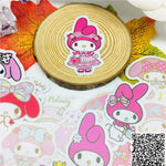 Papeterie Kawaii<br> Stickers My Melody