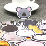 Papeterie Kawaii<br> Stickers Animaux Design