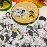 Papeterie Kawaii<br> Stickers Couple d'Anime