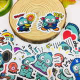 Papeterie Kawaii<br> Stickers Hangyodon