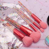 Pinceau Kawaii<br> Maquillage Paillette Large