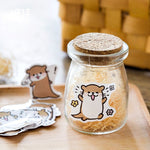 Papeterie Kawaii<br> Stickers Loutre