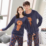 Pyjamas Rilakkuma le Nounours Kawaii en Couple