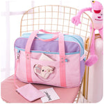 Sac Cartable Kawaii Pastel Queen
