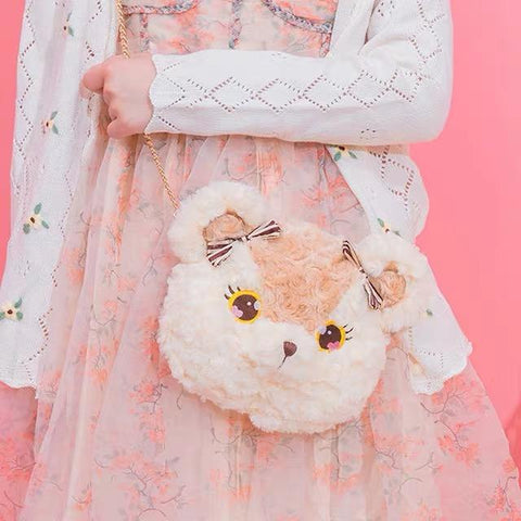 Sac Kawaii Nounours | Village Kawaii