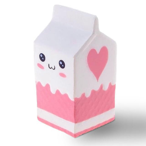 Squishy Brique de Lait | Village Kawaii