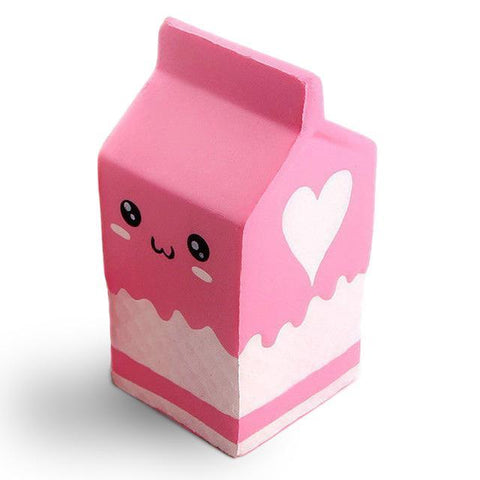 Squishy Carton de Lait | Village Kawaii