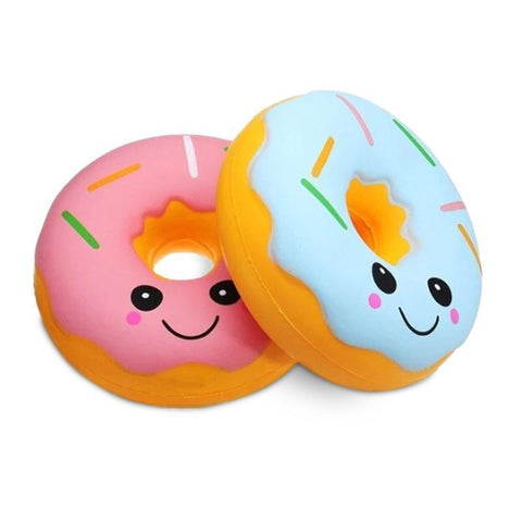 Squishy Géant Donut | Village Kawaii