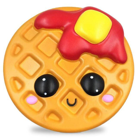 Squishy Géant Gaufre | Village Kawaii