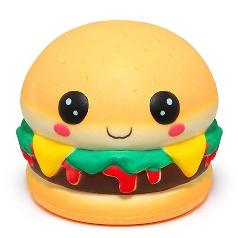 Squishy Hamburger | Village Kawaii