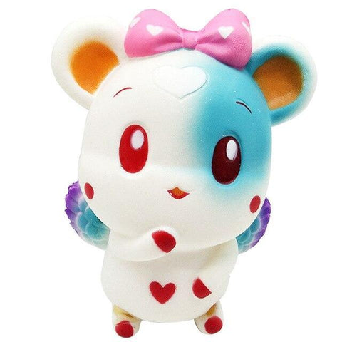 Squishy Kawaii Souris Anti-Stress | Village Kawaii