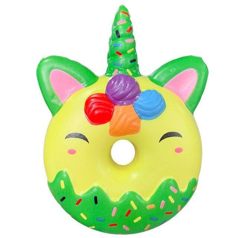 Squishy Licorne Donut Sourire | Village Kawaii