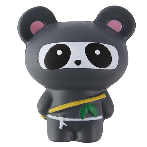 Squishy Panda Ninja | Village Kawaii
