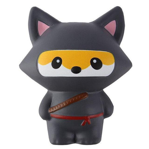 Squishy Renard Ninja | Village Kawaii