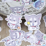 Stickers Chien Kawaii | Village Kawaii