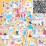 Stickers Danse Classique | Village Kawaii