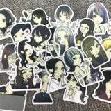Stickers Femme au Quotidien | Village Kawaii