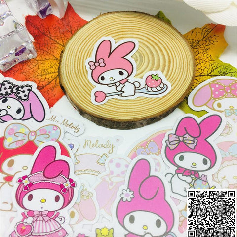 Stickers My Melody | Village Kawaii