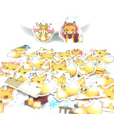 Stickers Renard Bébé | Village Kawaii