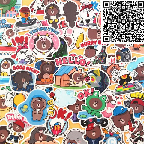 Stickers Rilakkuma Costumé | Village Kawaii